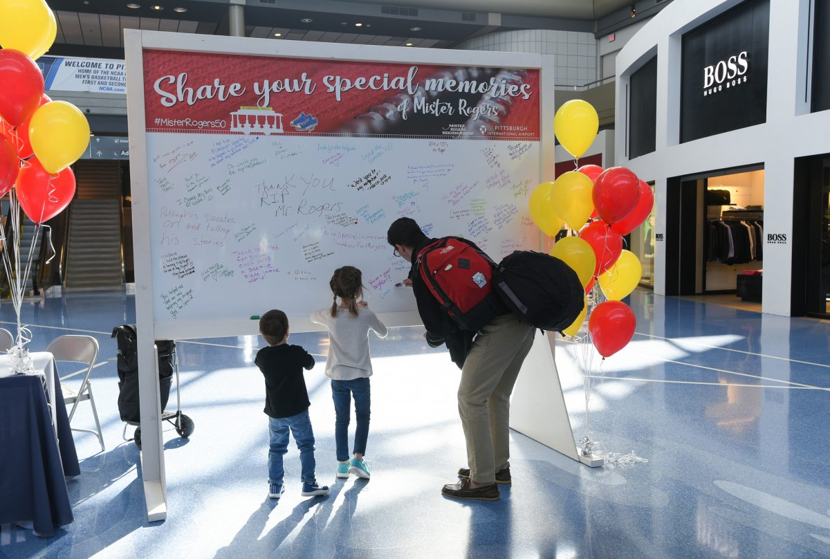 Why We Love Mister Rogers … But Aren't Naming Pittsburgh International Airport After Him