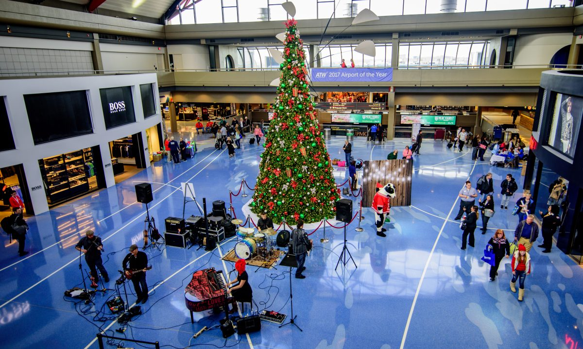See You at the Tree: Holiday Open House Dec. 1