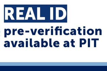 Real ID Sign-Up Available at Landside Terminal