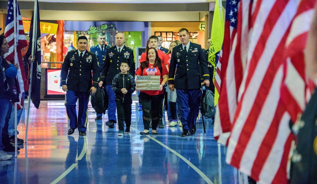 Helping Military Families Heal