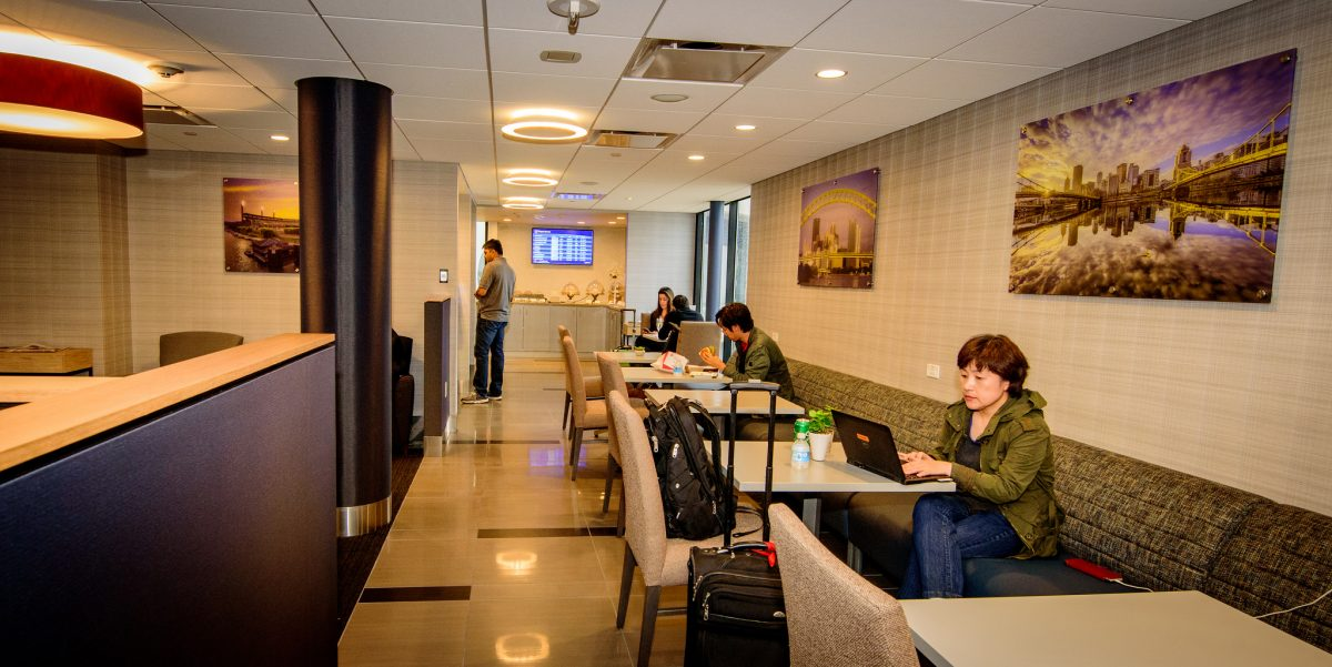 Airport to Expand Common-Use Lounge