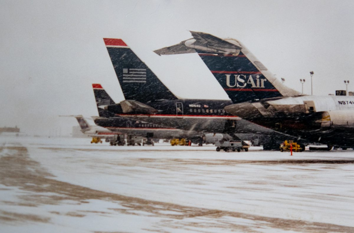 Blast from the Past: Deicing