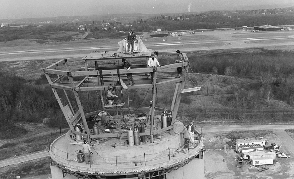 Construction of PIT Control Tower a Milestone in Airport History