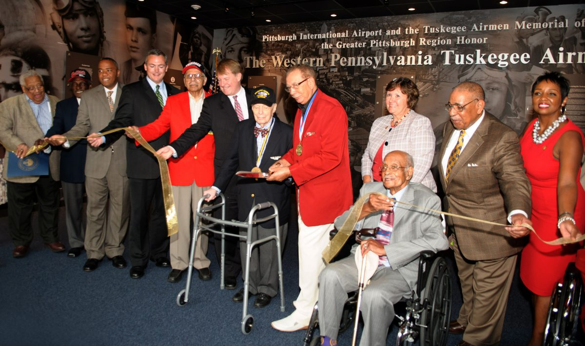 Many Famed Tuskegee Airmen Hailed from Pittsburgh
