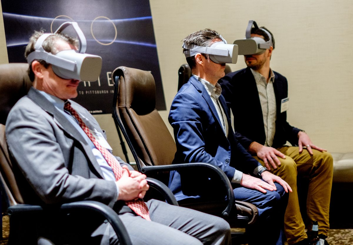 Virtual Reality Offers 'Inside' Look at PIT's New Airport