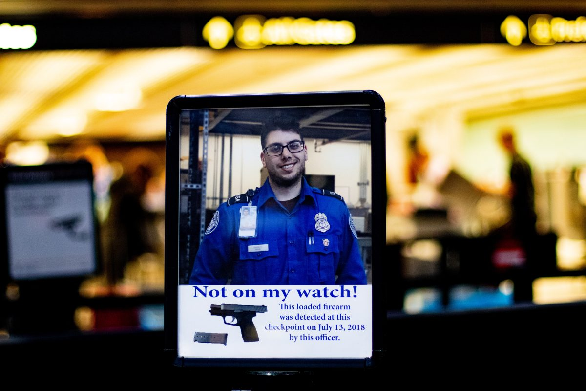 Gun Seizures Up at Airports, Steady at PIT