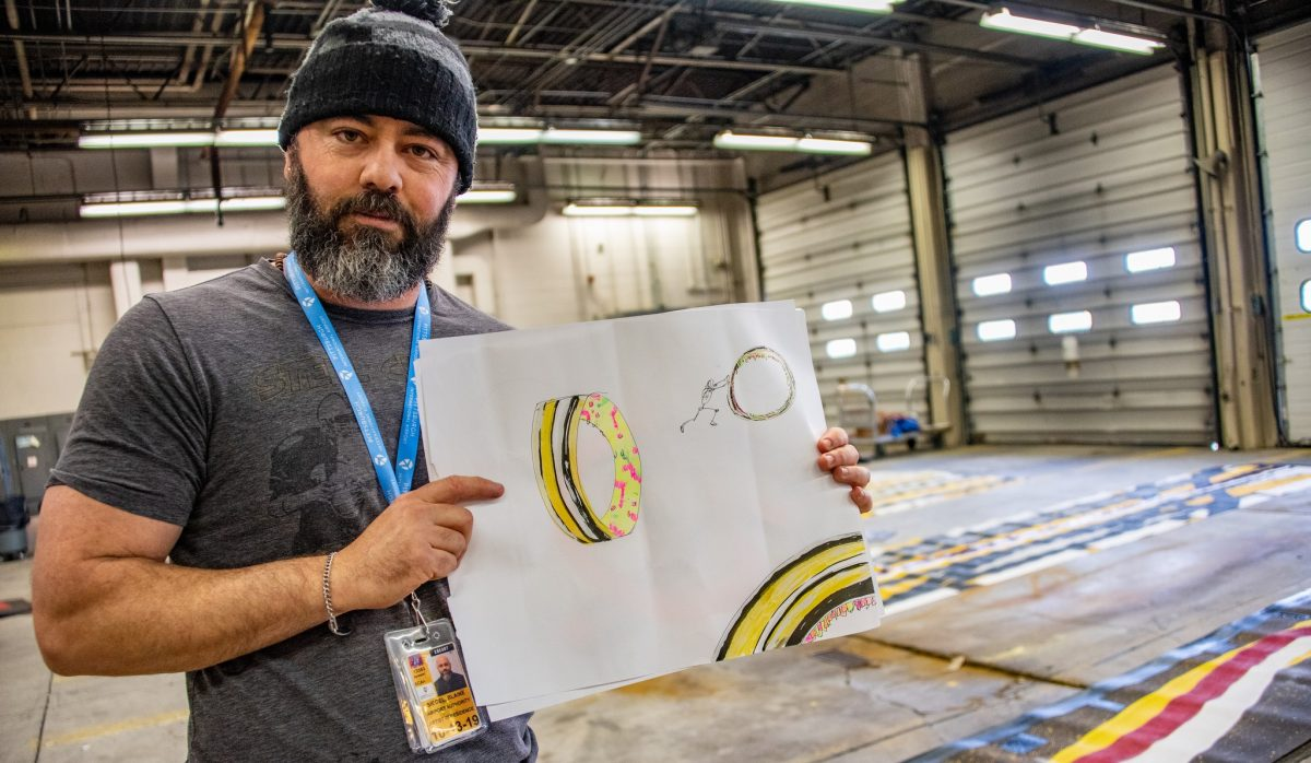 PIT's 'Paint Pad' Inspires New Industrial Painting