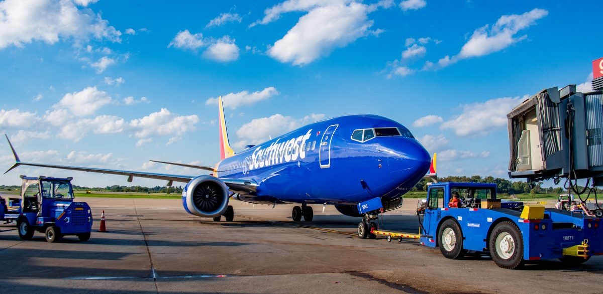 MAX 8 Grounding Reduces Southwest Flights in Summer Schedule