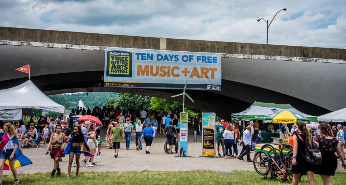 From Ella to Smokey, Three Rivers Arts Festival Rocks On