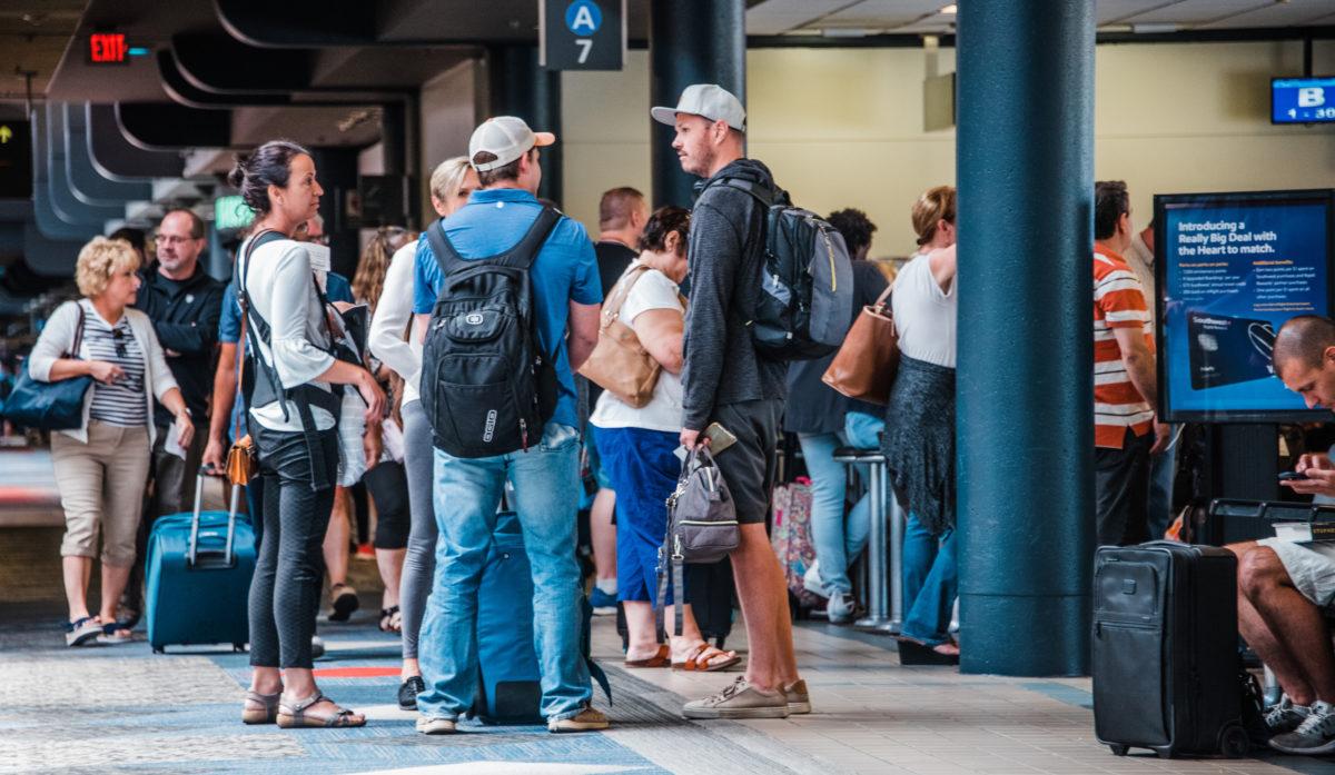 Overbooked: Passenger 'Bumps' Jump 36 Percent