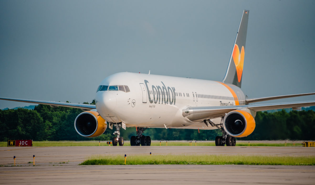 Condor Airlines Eyes Future Growth in Pittsburgh