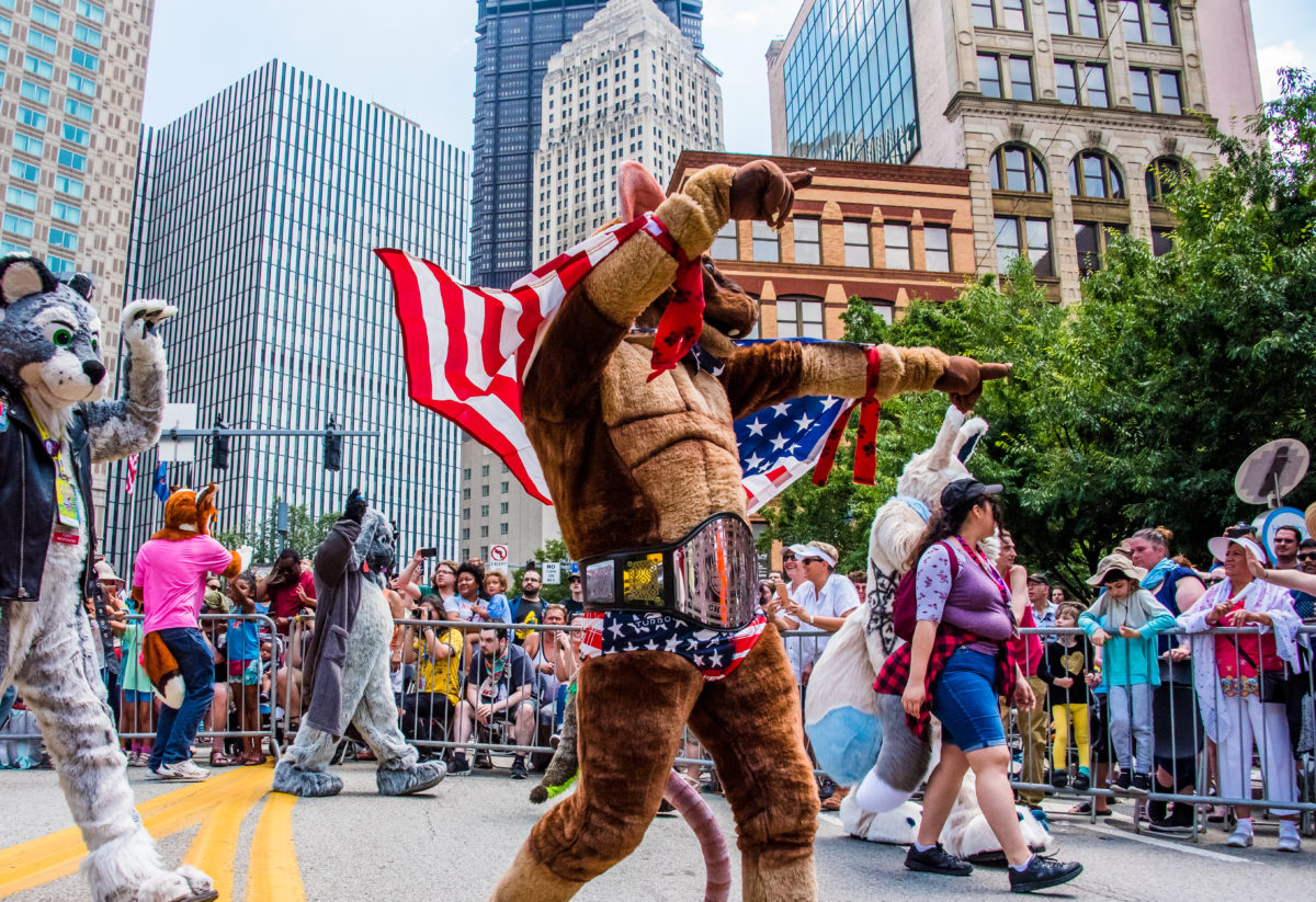 Summer Tradition: Furries Flock to Pittsburgh