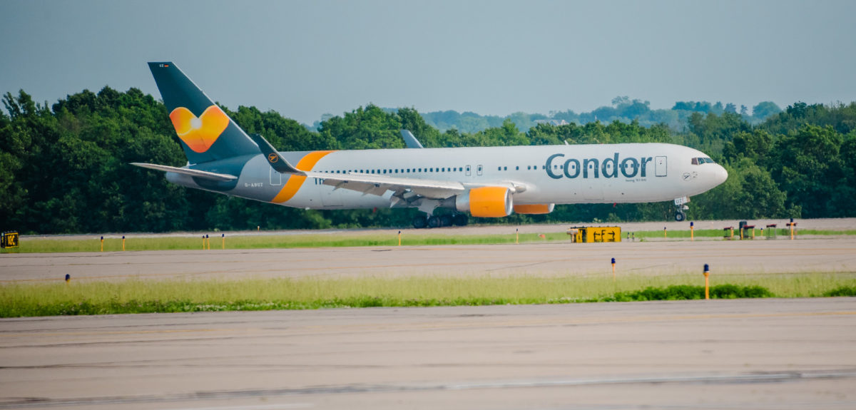 Condor Keeps Flying After Thomas Cook Collapse