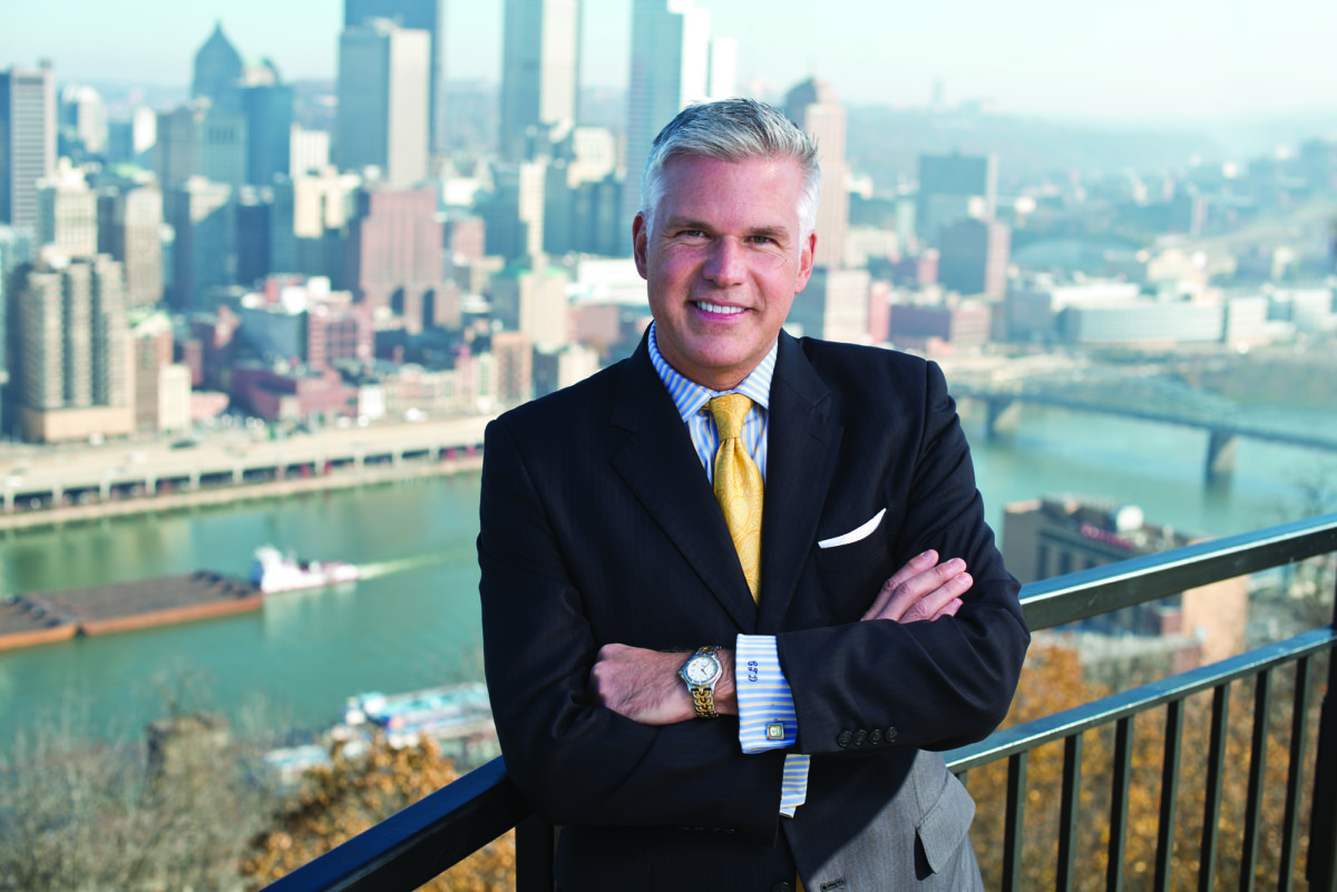 Pittsburgh Profiles: VisitPITTSBURGH CEO Craig Davis