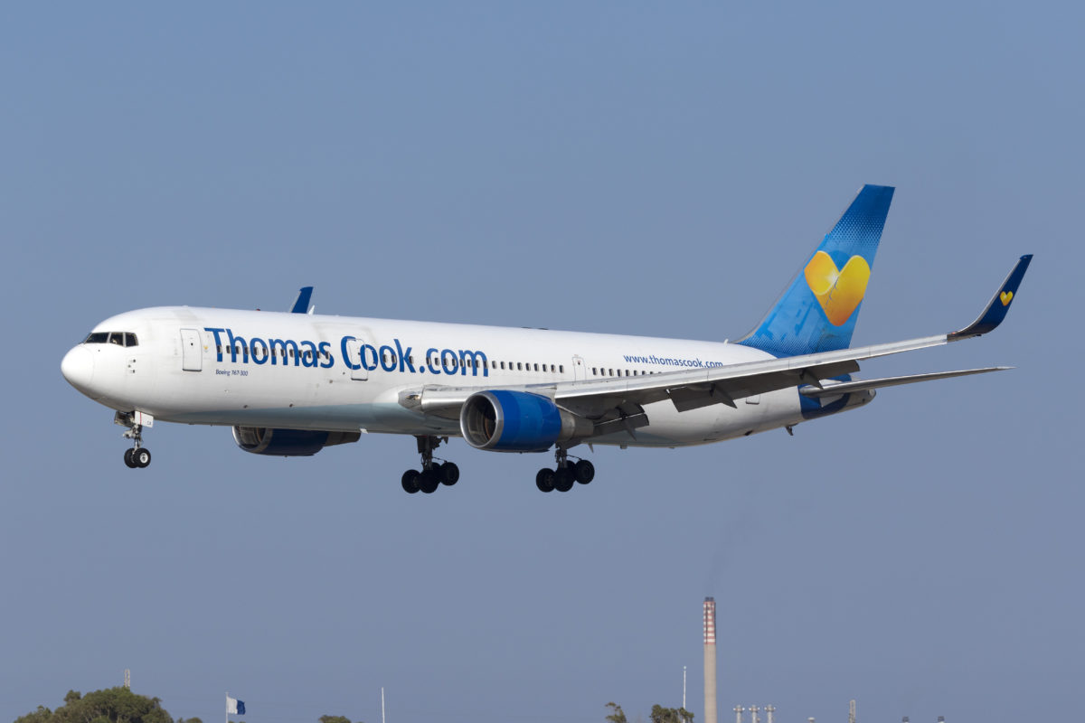 Travel Giant Thomas Cook Collapses, Stranding 600,000 People