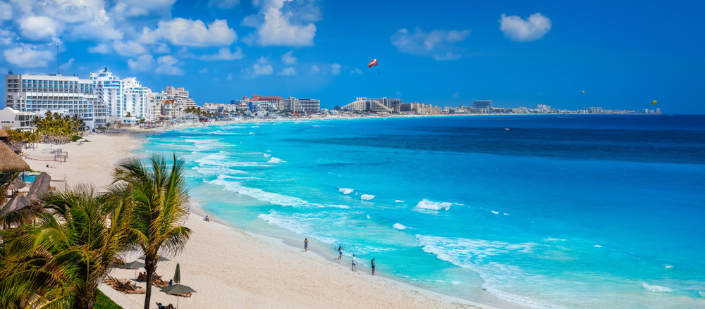 Balmy Cancun a Top Destination for Chilly 'Burghers