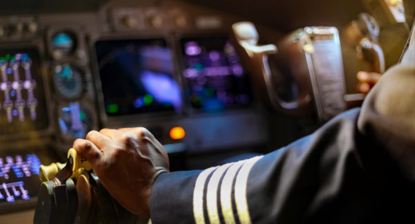 Trouble in the Air Rare for U.S. Commercial Flights