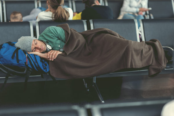 Stranded Passengers Are Never on Their Own