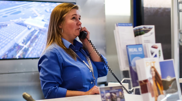 Diary of an Airport Customer Service Rep