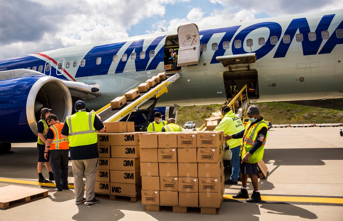 FEMA Cargo Flights Expand to Pittsburgh