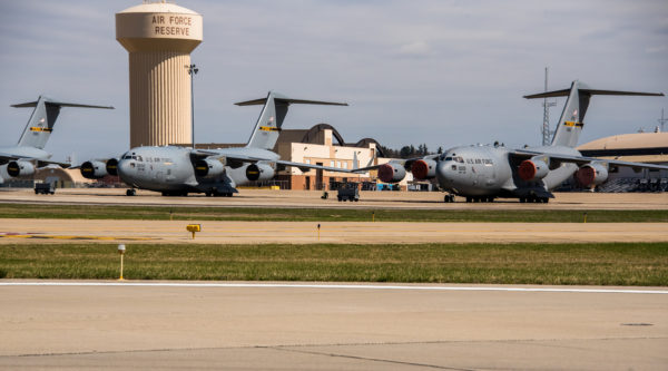 911th Airlift Wing Assisting With COVID-19 Relief Efforts