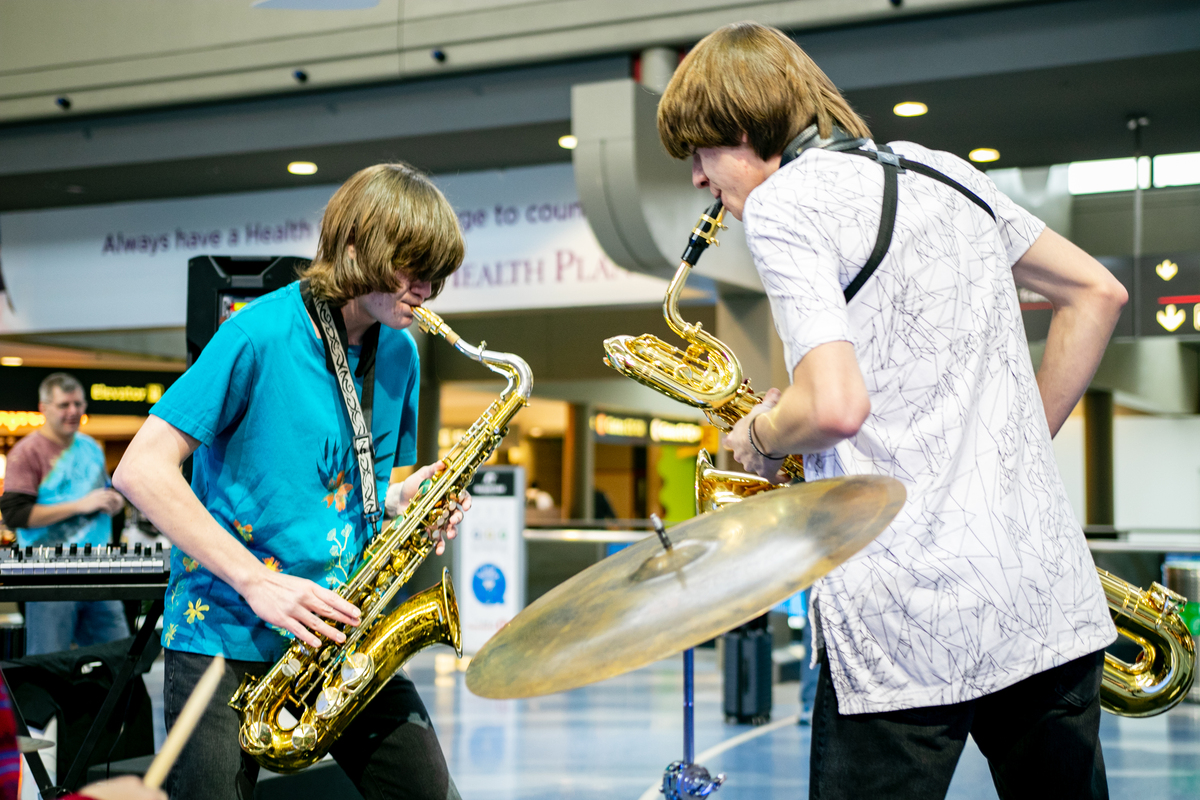 23 Airports Band Together to Stage Virtual Concert