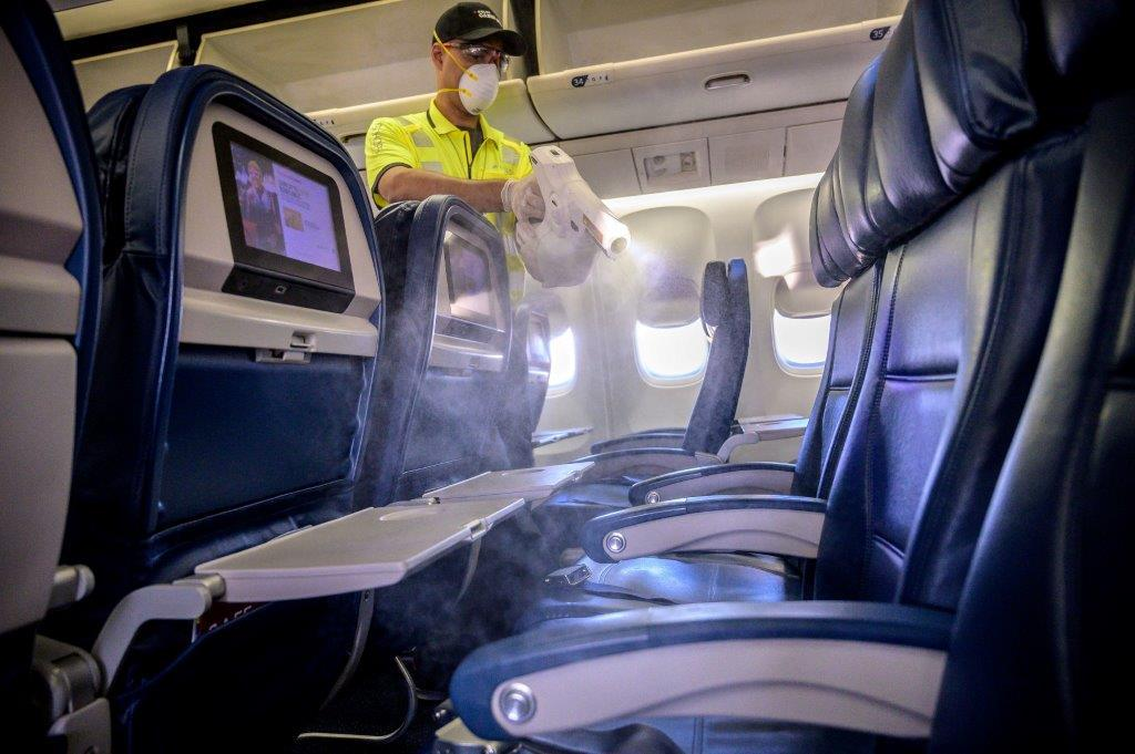 Airlines Ramp Up Cabin Cleaning Procedures Amid Coronavirus