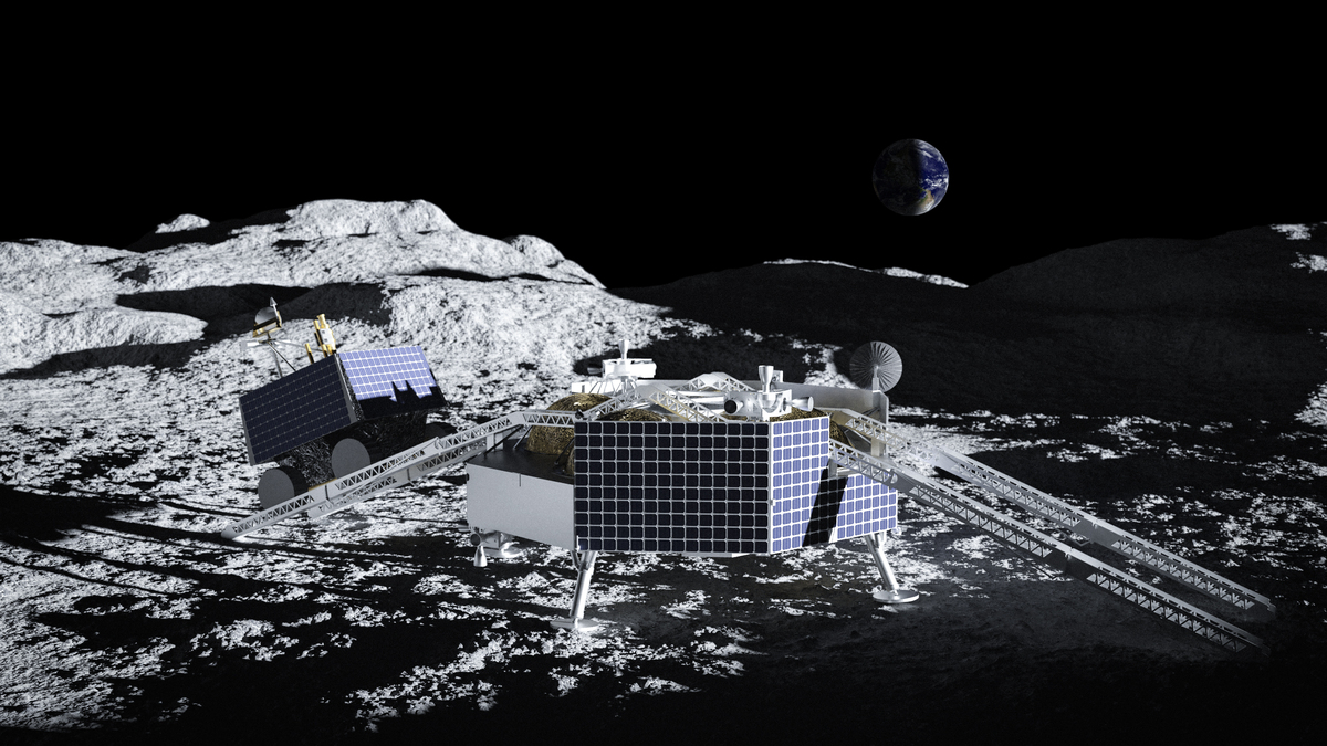 Astrobotic Lands $199.5M Contract to Deliver Rover to Moon