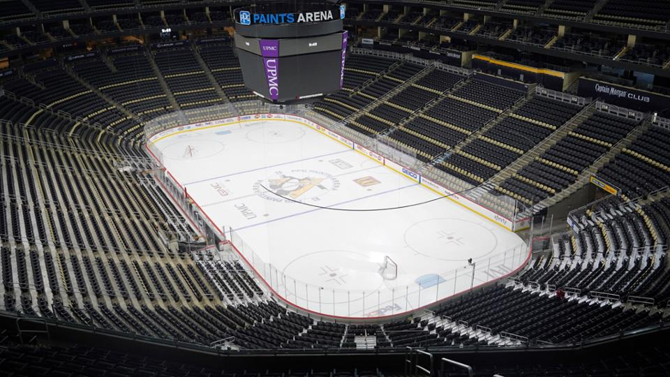 Pittsburgh Feels Perfect for NHL Playoffs