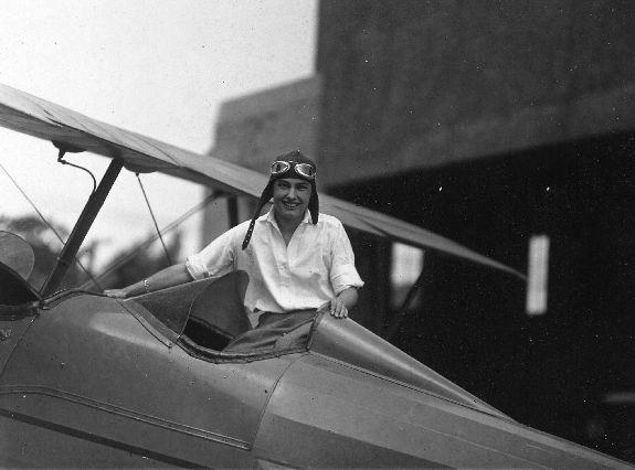 Remembering the Amelia Earhart of Pittsburgh