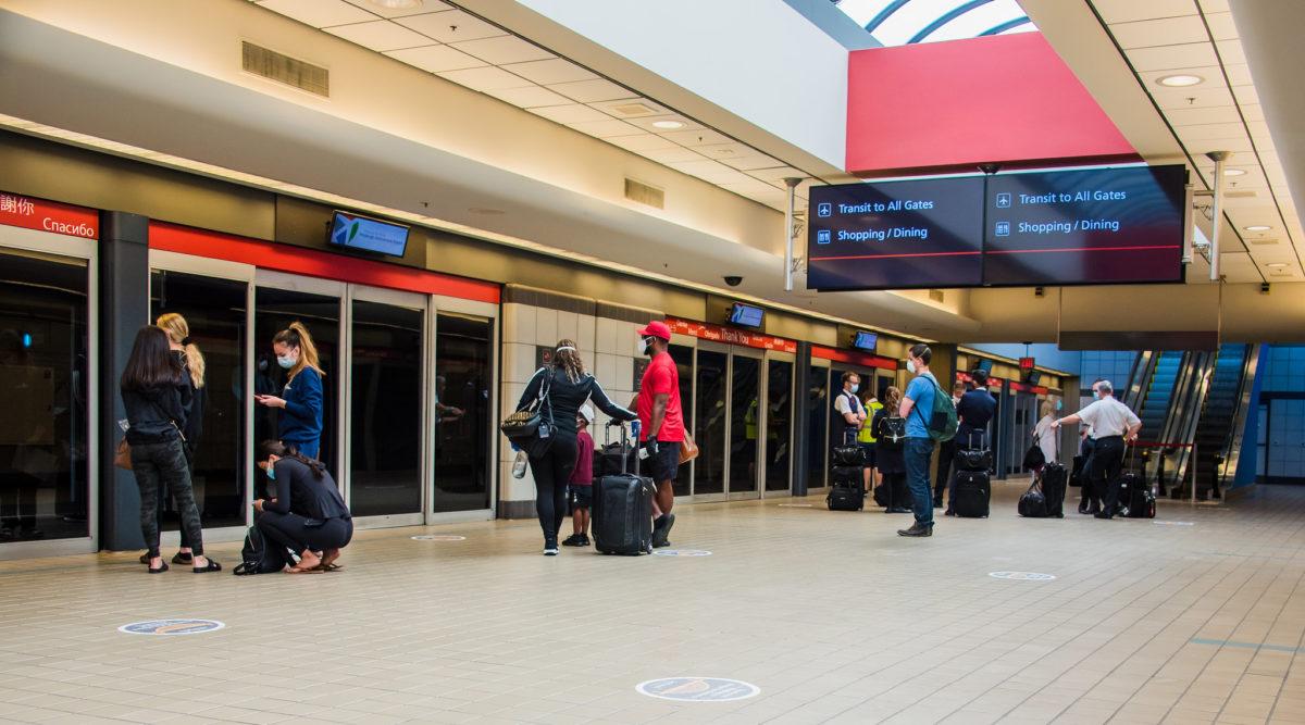 COVID Surge Again Softens Travel Demand