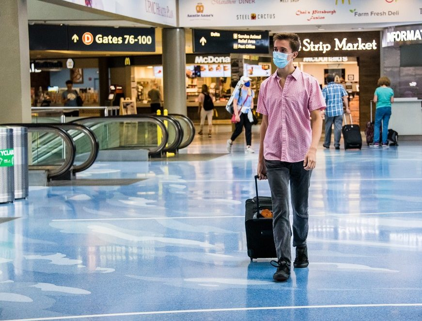 Travelers Express Confidence in Airports Despite COVID Worries