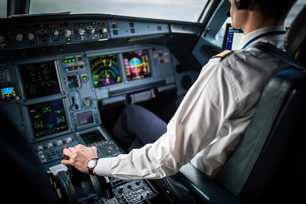 Too Many Pilots, Not Enough Flights
