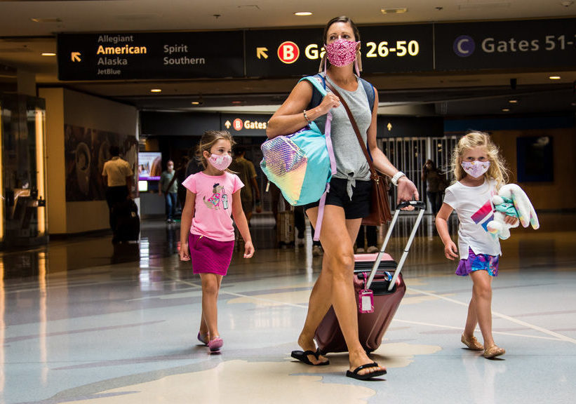 Airline Partners with Pittsburgh Service to Enforce Mask Policy