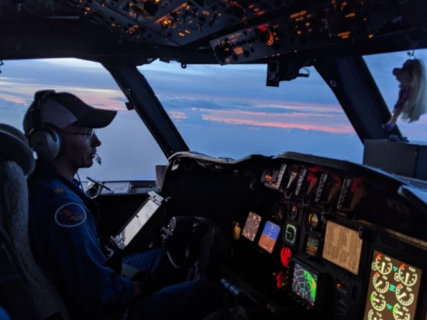Hurricane Hunters: Into the Eye of the Storm
