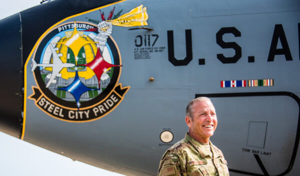 In Pa. Air Wing, Custom 'Nose Art' Is Part of the Uniform