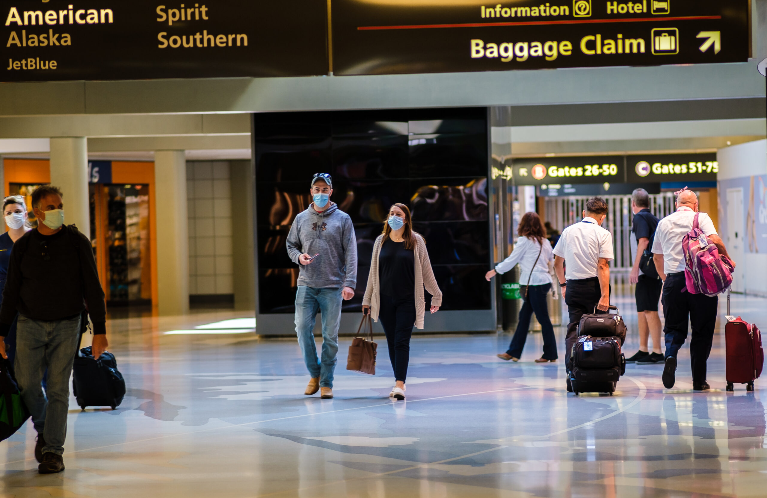 Latest Safety Measures Target the Traveler's 'Journey'