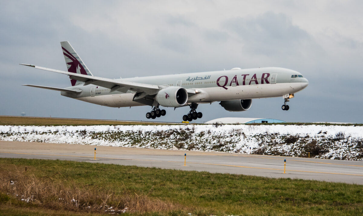 Qatar Airways Cargo Returns to PIT
