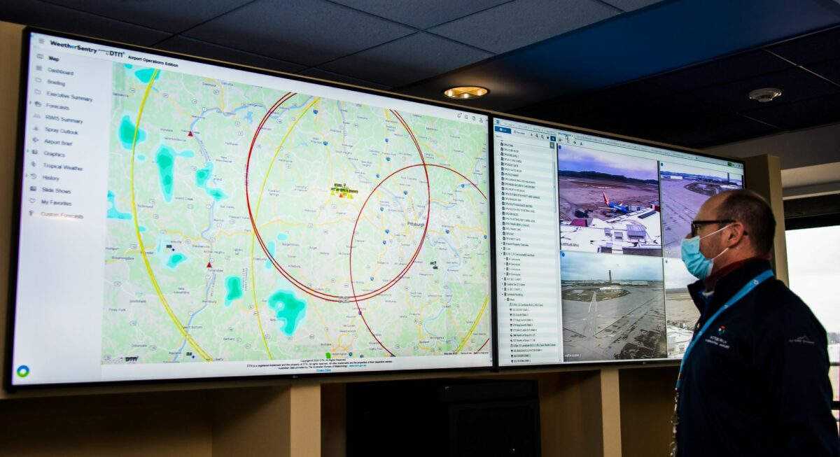 Technology, Experience Help Airports Battle Winter Storms