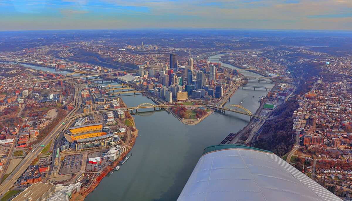 Photos of the Week: Close Encounters of the 'Burgh Kind