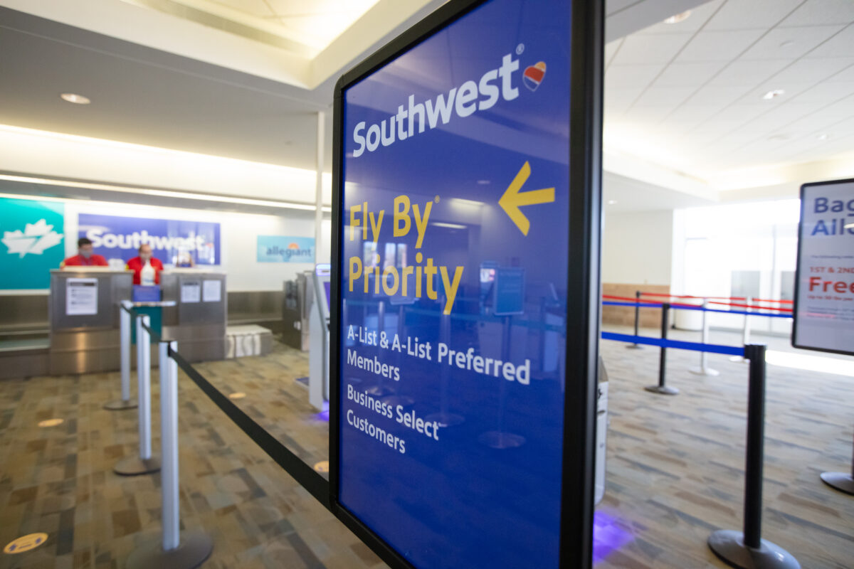 Southwest Rolls Out Red Carpet for Business Travelers