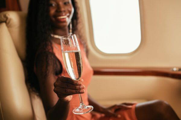 Getting a Drink On a Flight is Still Hard to Do