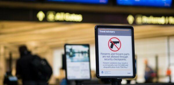 Despite Fewer Travelers, TSA Seizing Guns at Fastest Rate Ever