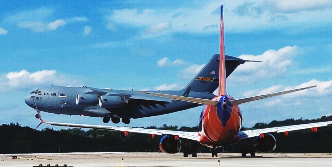Airfield Worker Sees Job Through Different Lens