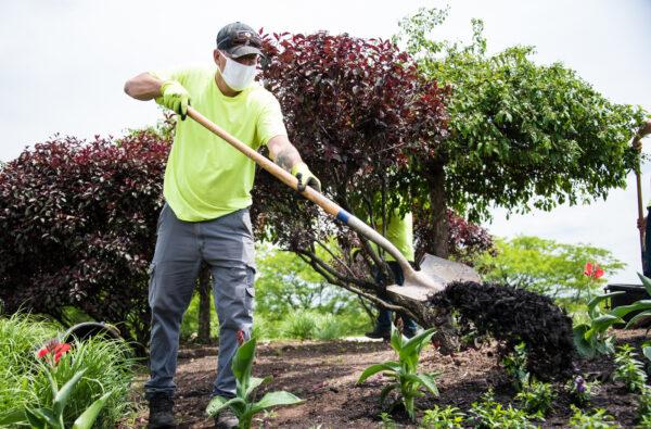 Planting Season Finally Arrives at PIT