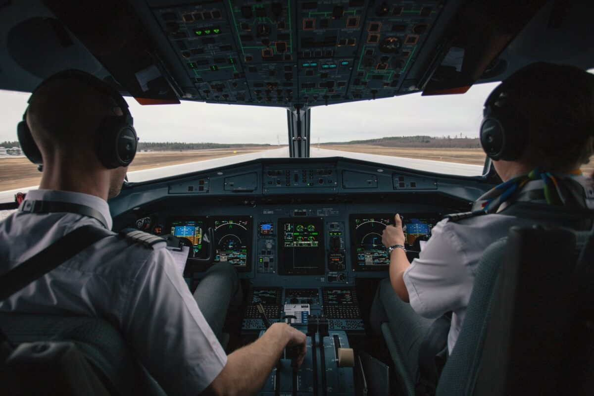 Wanted: 200,000 New Pilots in the U.S.