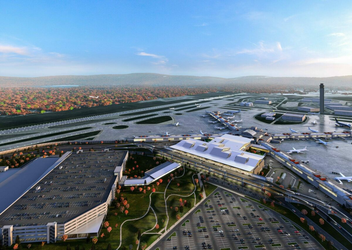 WATCH: 4D Animation Shows Rise of PIT's New Terminal