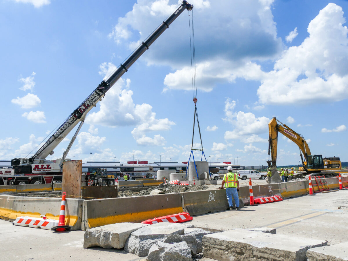 Federal Infrastructure Bill Welcome News for Airports