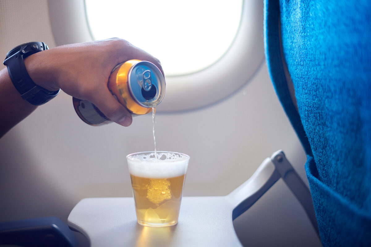American Airlines Extends Alcohol Ban In Main Cabin