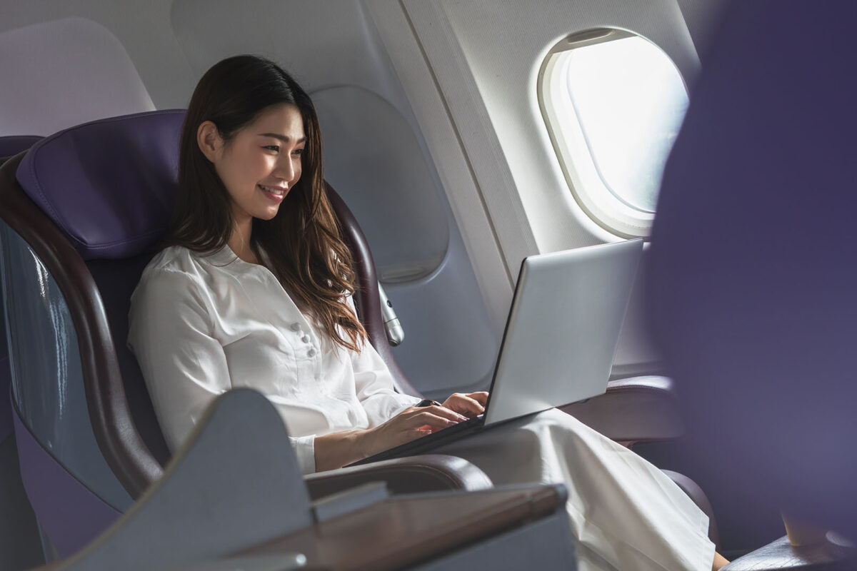 Airline WiFi: Standard Equipment on All Flights?